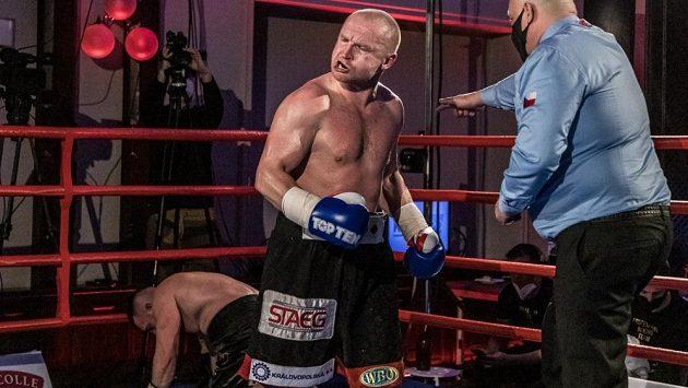 Návrat Lukáše Konečného do ringu skončil vítězstvím před limitem. Bylo to opravdu naposledy?
