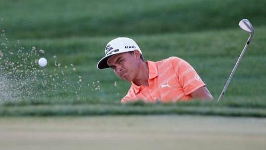 Američan Rickie Fowler vyhrál golfový turnaj Honda Classic v Palm Beach Gardens.