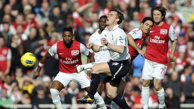 Scott Parker z Tottenhamu bude novým kapitánem Albionu.