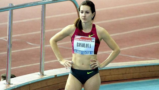Denisa Rosolová při své první čtvrtce sezóny v Moskvě.