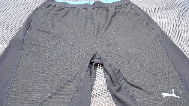 Sportovní šortky Puma Polypro 10 zaujmou lehkostí, prodyšností a nekomplikovaností.