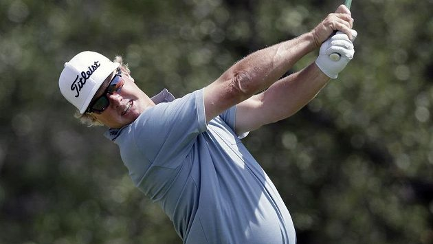 Golfista Charley Hoffman
