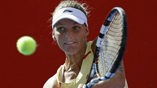 Karolína Plíšková postoupila v Soulu do čtvrtfinále.
