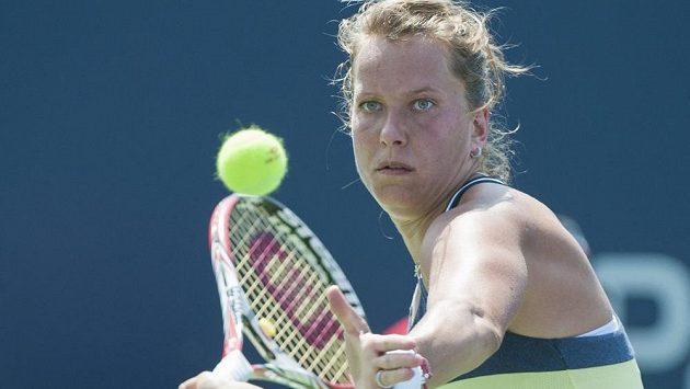 Barbora Záhlavová-Strýcová na turnaji v Montrealu vypadla ve 2. kole.