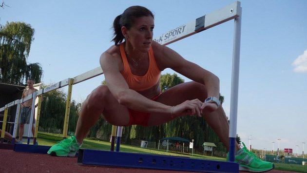 Zuzana Hejnová.