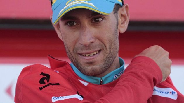 Vincenzo Nibali si na Vueltě udržel těsné průběžné vedení.