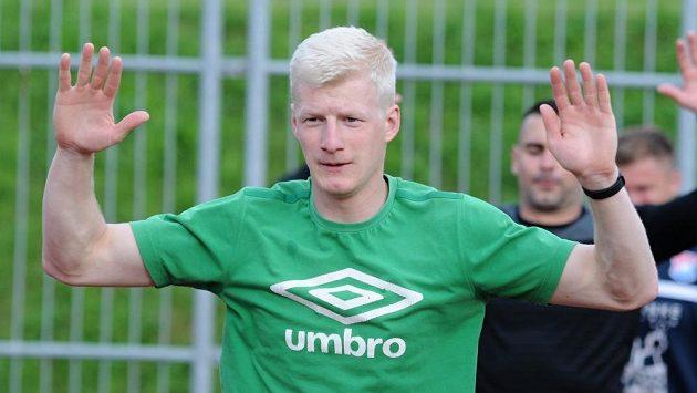 Bývalý házenkář Karviné a naposledy Hranic Tomáš Mlotek bude v příští sezoně oblékat dres Frýdku-Místku.
