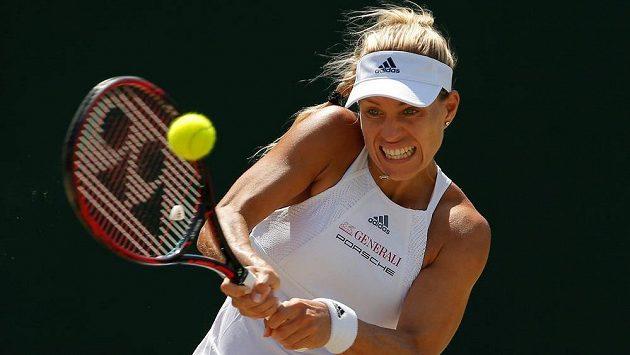 Angelique Kerberová loňskou finálovou účast ve Wimbledonu neobhájí a přijde o post světové jedničky.