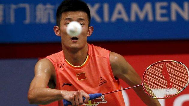 Čínský badmintonista Čchen Lung v Jakartě obhájil titul mistra světa.