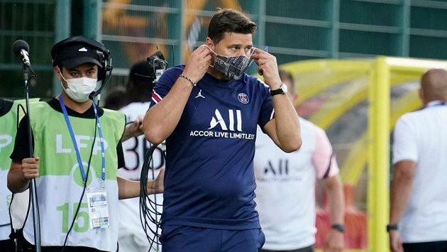Trenér Mauricio Pochettino dostal v Paris St. Germain novou smlouvu.
