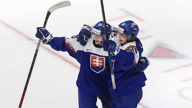Bude hostit Slovenko hokejové MS místo Běloruska?
