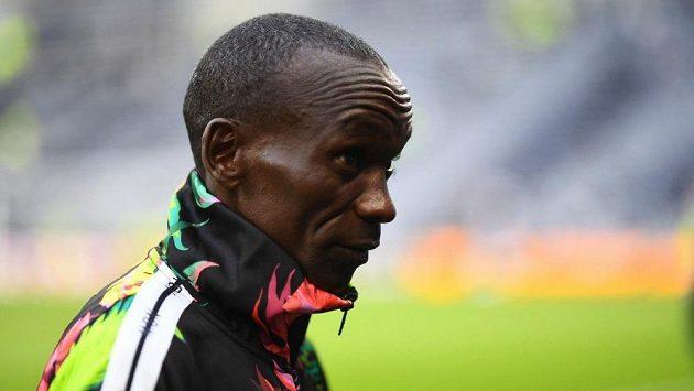 Olympijský vítěz a světový rekordman Eliud Kipchoge stále sní o tom, že zaběhne maraton pod dvě hodiny.