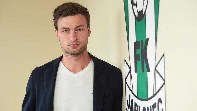 Posila prvoligového FK Jablonce Tomáš Wágner.