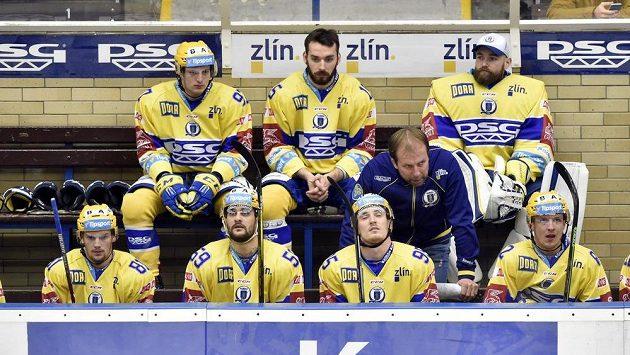 Zlín se pod vedením trenéra Rostislava Vlacha v posledních zápasech trápil. Ševce teď vedou Martin Hamrlík a Robert Svoboda.