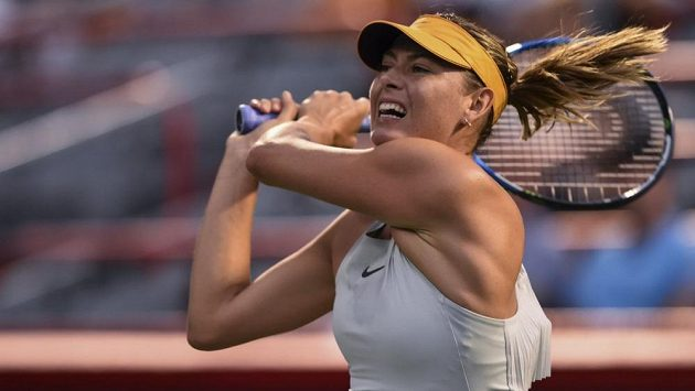 Maria Šarapovová bude startovat na Australian Open