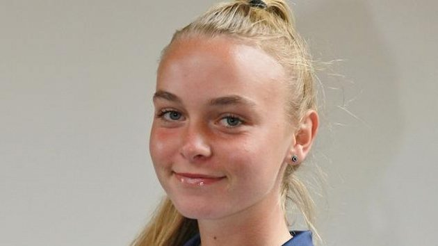 Šestnáctiletá golfistka Denisa Vodičková si zahraje juniorský Solheim Cup.