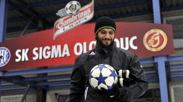Brazilec Daniel Silva Rossi v Olomouci skončil.