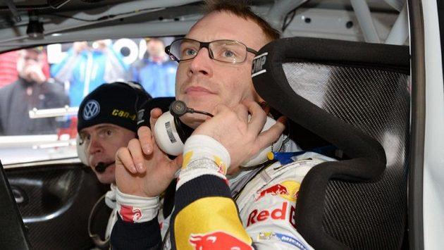 Fin Jari Matti Latvala je zatím na průběžné druhé pozici Australské rallye.