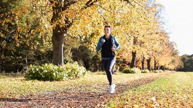 Běhání nás prostě baví. A hlavně v říjnu.