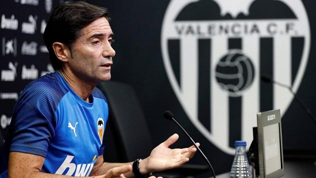 U fotbalistů Valencie skončil s okamžitou platností trenér Marcelino.