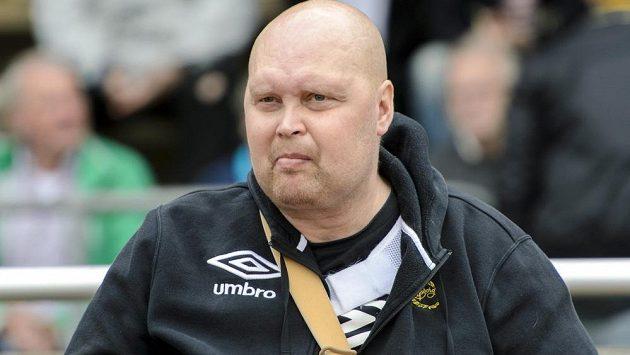 Klas Ingesson jako kouč Elfsborgu.
