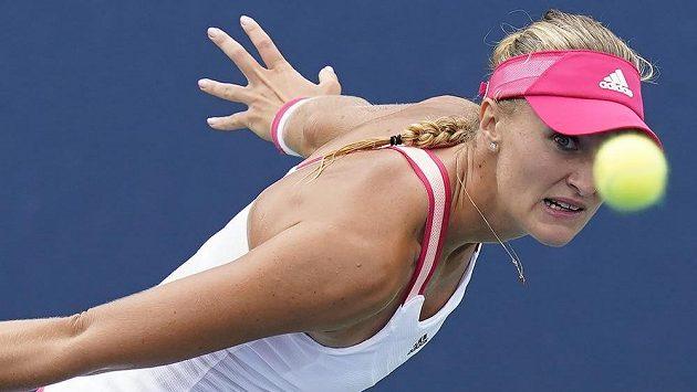 Kristina Mladenovicová na US Open dohrála.