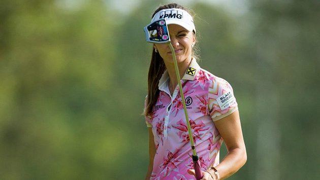 Klára Spilková si v Boca Raton znovu výrazně vylepšila nejlepší umístění na okruhu LPGA.
