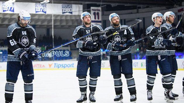 Hokejisté Kladna - ilustrační foto.