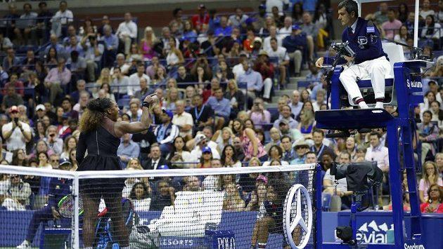 Někteří rozhodčí zvažují, že budou zápasy Sereny Williamsové bojkotovat