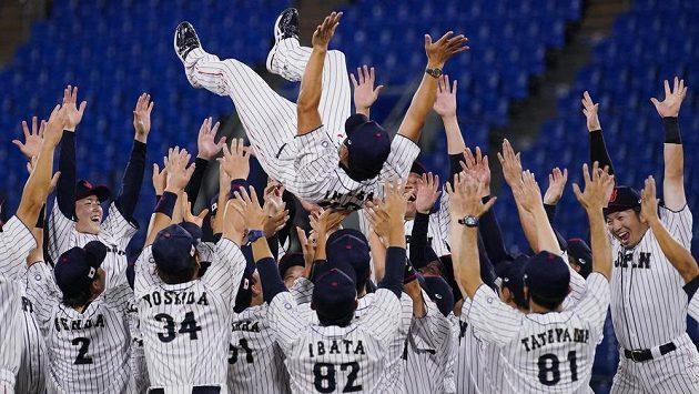 Japonští baseballisté získali poprvé v historii olympijské zlato.