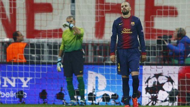 V Mnichově si Gerard Piqué a gólman Victor Valdés zažili velké zklamání, ve středu ho chtějí odčinit.