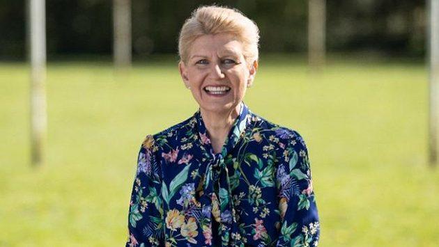 Debbie Hewittová povede Fotbalovou asociaci v Anglii
