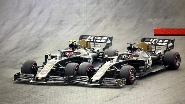 Haas bude muset kvůli kolizím svých jezdců nejspíš zavést týmovou režii.
