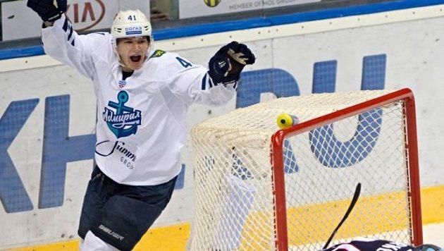 Vladivostok se po roční pauze vrací do Kontinentální hokejové ligy (archivní foto)