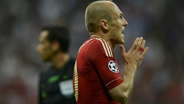 Arjen Robben z mnichovského Bayernu v nominaci Nizozemců samozřejmě nechybí.