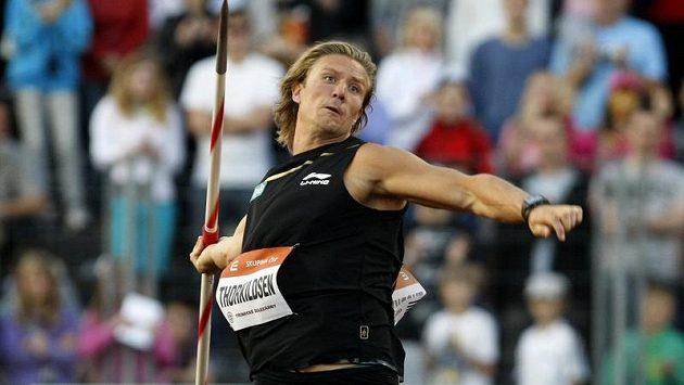 Oštěpař Andreas Thorkildsen si mistrovství Evropy ujít nenechá.