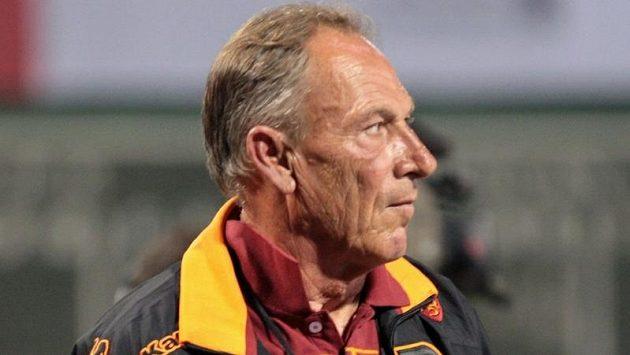 Trenér Zdeněk Zeman
