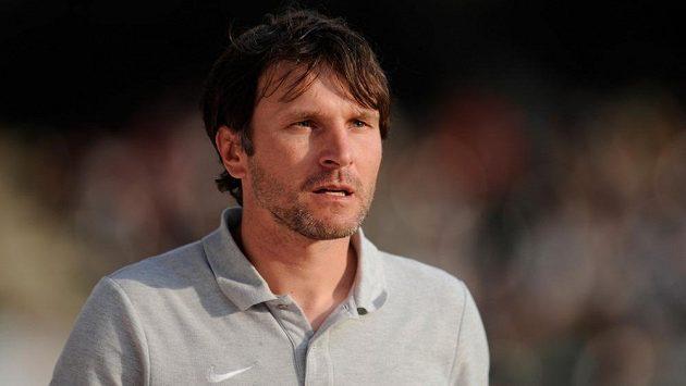 Trenér fotbalistů Jablonce Roman Skuhravý.