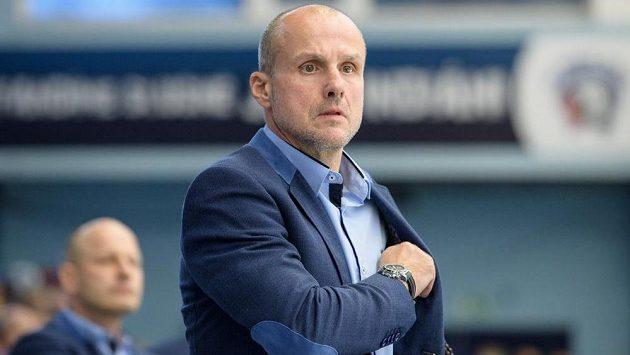 Generální manažer hokejové Plzně Martin Straka.