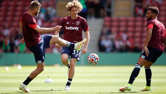 Posila West Hamu - český reprezentant Alex Král - začala zápas v Southamptonu v roli náhradníka.
