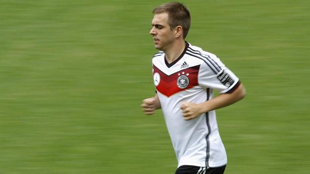 Kapitán Bayernu a německé fotbalové reprezentace Philipp Lahm.