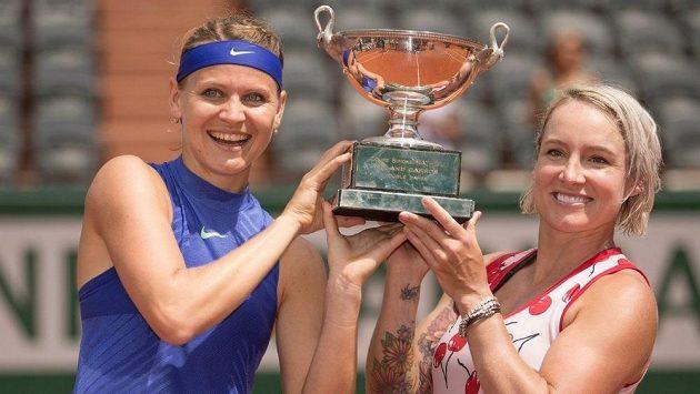 Lucie Šafářová se na French Open s Bethanií Mattekovou-Sandsovou nepředstaví.