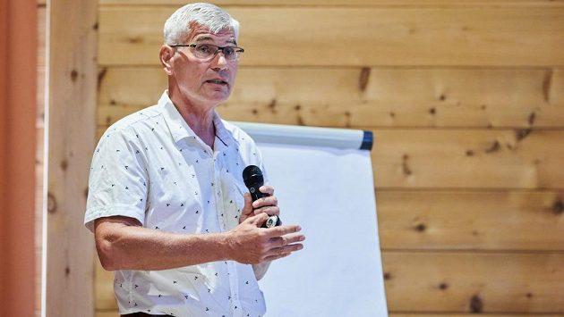 Vakcinolog a expert na cestovní medicínu Jiří Beran.