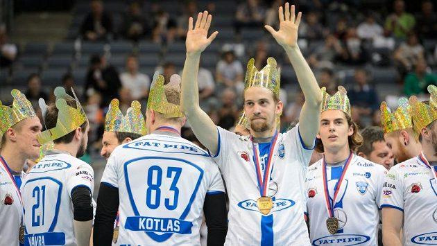 Loučení hvězdy. Patrik Dóža odehrál za Chodov minimálně na čas poslední zápas.