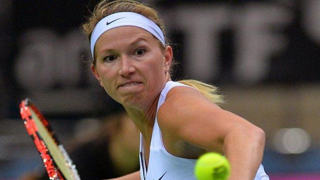 Tenistka Michaëlla Krajiceková na archivním snímku z roku 2017.