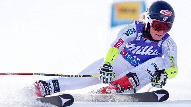 Američanka Mikaela Shiffrinová se po zranění chystá na návrat do Světového poháru.