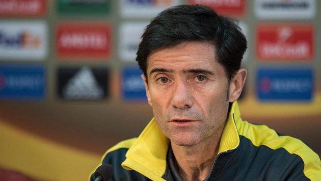 Trenér Marcelino už fotbalisty španělského Villarrealu nepovede.