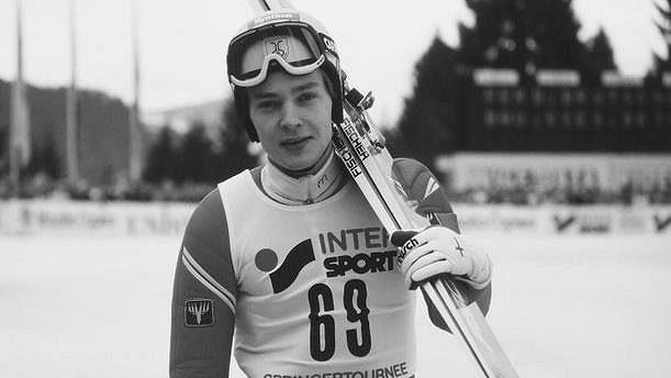 Bývalý finský skokan Tuomo Ylipulli na archivním snímku.