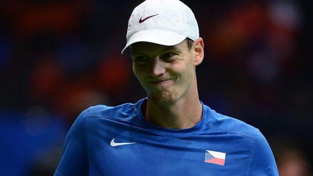 Tomáš Berdych si zahraje za Prostějov extraligu.