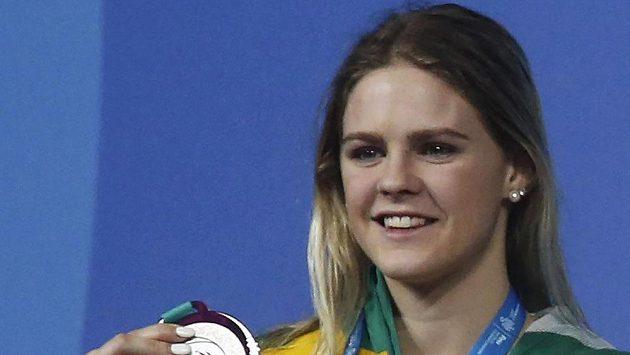 Australská plavkyně Shayna Jacková dostala od sportovní arbitráže dvouletý zákaz startů za doping.